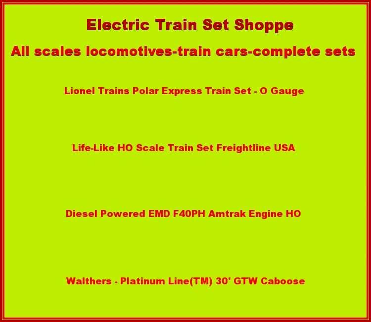 train track sets